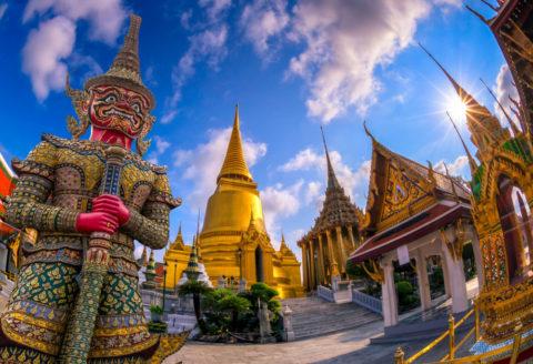 Vakanties, Rondreis, Azië en Pacific, Bangkok