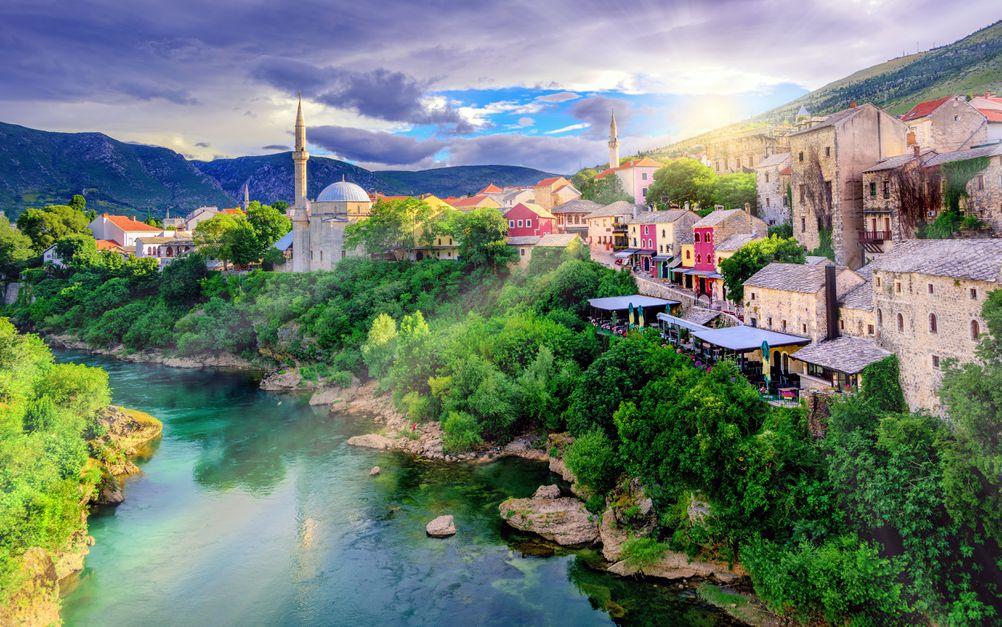 Fly & Drive - Bosnië-Herzegovina