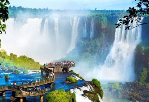 Deals, Ticket, Zuid-Amerika,