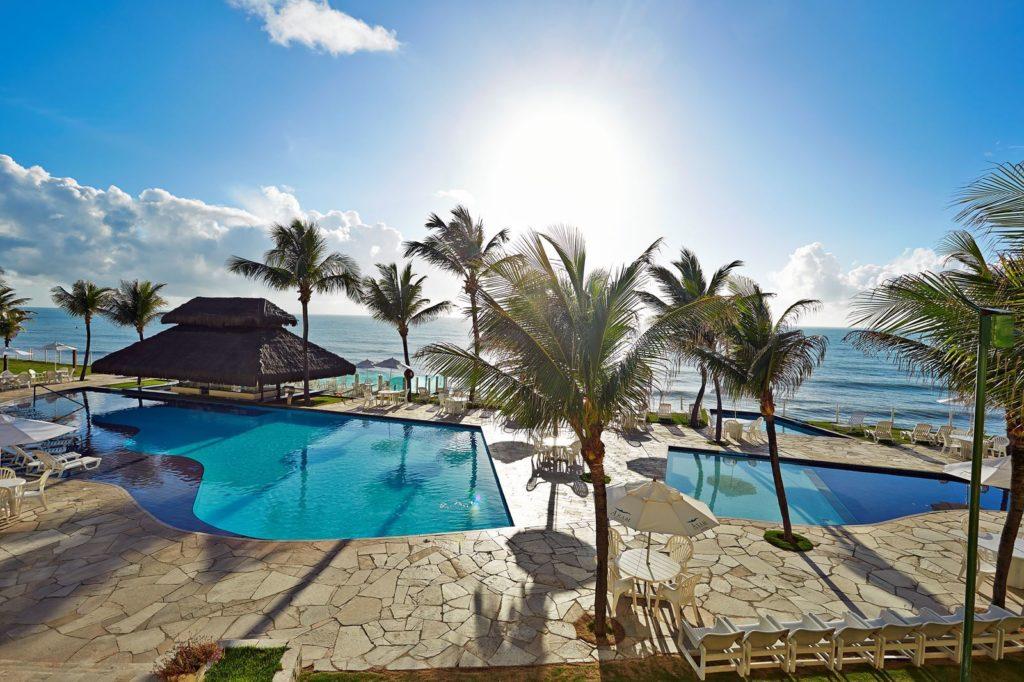 Aram Ponta Mar Resort 4**** - Brazilië