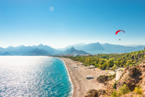 zonvakantie Turkije