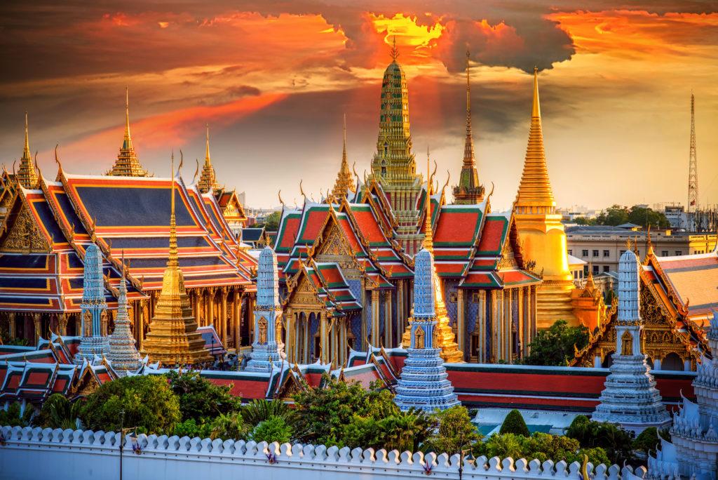 Bangkok reis