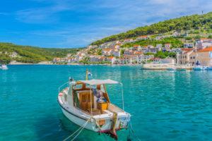 ticket naar kroatie