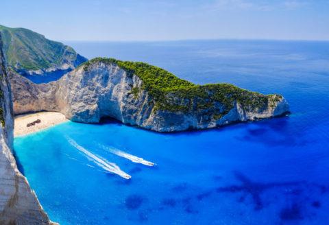 Deals, Herfstvakantie, Europa, Griekenland