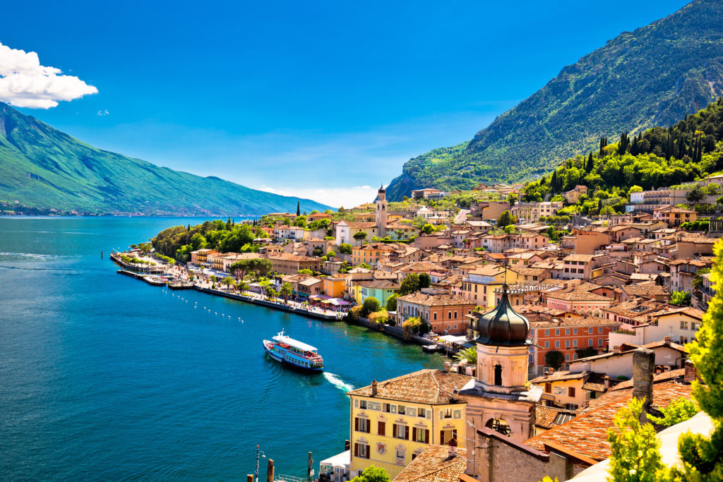 Vroegboekvakantie Italië
