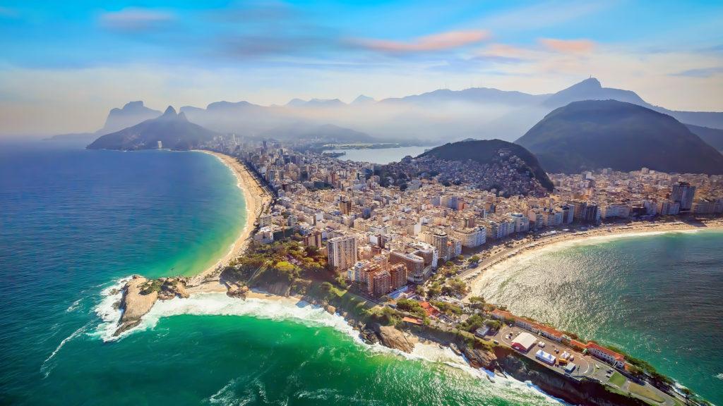 Vakantie Brazilië