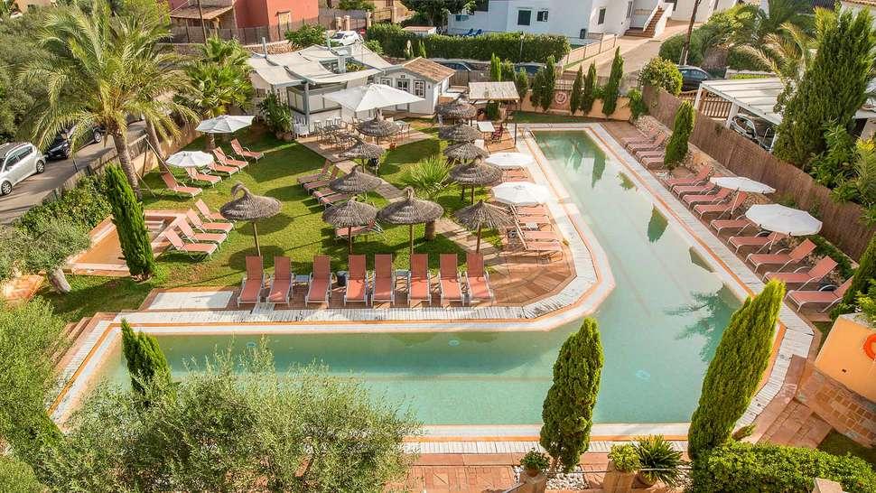 Appartementen Playa Ferrera 3*** - Mallorca