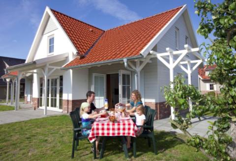 Bungalows, Vakantiehuis, Nederland, Nederland