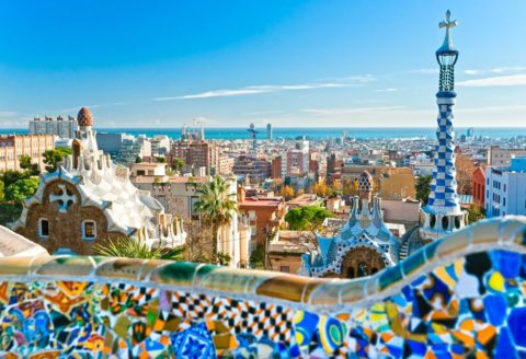 Deals, City Trip, Europa, Barcelona