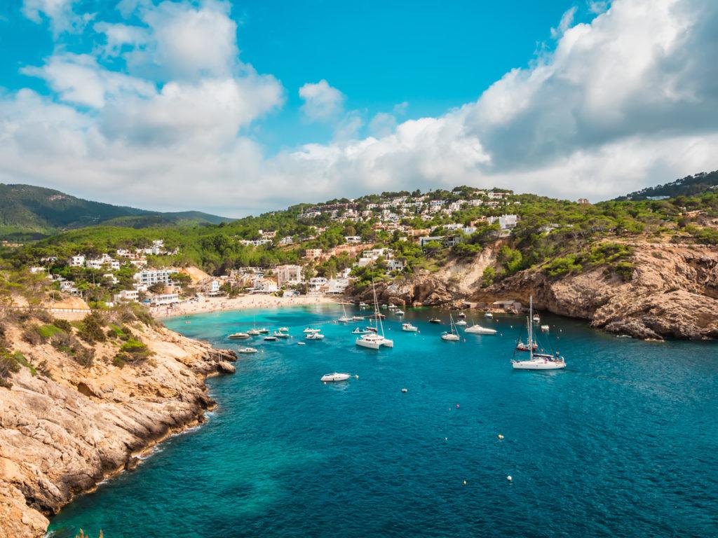 Vakantie naar Ibiza