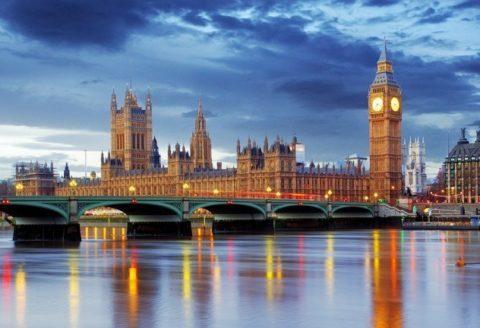 Vakanties, Cruise, Europa, Londen