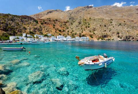 Vlucht + hotel, Vakantie, Europa, Griekenland