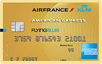 Flying Blue American Express Gold